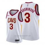 Camiseta Cleveland Cavaliers Andre Drummond #3 Association 2019-20 Blanco