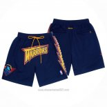 Pantalone Golden State Warriors Just Don Azul