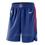 Pantalone Los Angeles Clippers Icon 2018 Azul