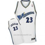 Camiseta Washington Wizards Michael Jordan #23 Retro Blanco