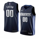 Camiseta Dallas Mavericks Personalizada Statement 2019-20 Azul